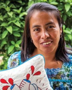 Raquel Mendoza Ujpan